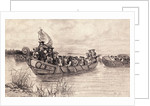 Antoine Laumet de La Mothe Commanding Seamen by Corbis