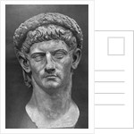 Bust of Claudius by Corbis