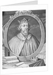 Portrait of King Alfred the Great by Corbis