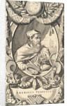 Portrait of Explorer Amerigo Vespucci by Corbis