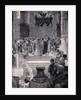 Nicholas II Crowning Himself Czar by Corbis
