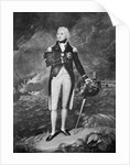 Painting of Lord Nelson by Corbis