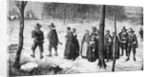 Puritans Going to Church by George H. Boughton