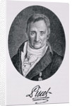 Father of Psychiatry Phillip Pinel by Corbis