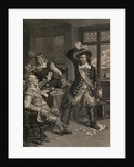 Governor Stuyvesant Destroying Summons by Corbis