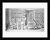 Antoine-Laurent Lavosier in His Laboratory by Corbis