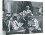 Solon Dictating His Laws by Corbis