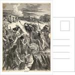 Boadicea Illustration by Corbis