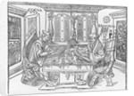 Erasmus of Rotterdam in his Study by Corbis