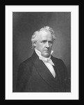 Portrait of James Buchanan by Corbis