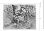 Rifleman Aiming His Rifle by Corbis