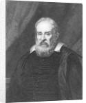 Galilei Galileo in Portrait by Corbis