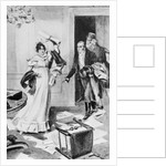 Dolley Madison Saving Declaration of Independence by Corbis