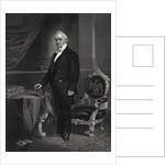 Portrait of James Buchanan by Corbis