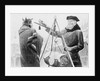 Men Weighing Furs by Corbis