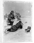 Amundsen Observing with Partners by Corbis