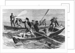 Revenue Officers Attacking Smugglers by Corbis