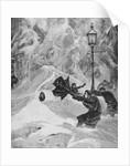 1888 Blizzard in New York by Corbis