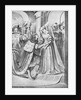 Emperor Maximilian Greeting Mary of Burgundy by Corbis