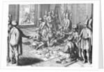 Banquet for Bajazeth II by Corbis