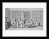 Antoine-Laurent Lavoisier Watching Lab Experiment by Corbis
