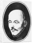 Portrait of Ignatius of Loyola by Coello
