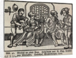 Bloodletting of Woman by Corbis