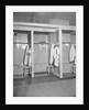 Locker Room for Joe DiMaggio at Yankee Stadium by Corbis