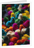 Chicks Colored for Indian Holiday by Corbis