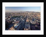 Aerial View of Mexico City by Corbis