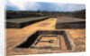 Ball Court at Teotenango by Corbis