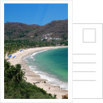 Aerial View of La Ropa Beach by Corbis