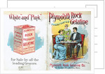 Advertisement for Plymouth Rock Phosphated Gelatine by Corbis