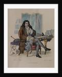 Portrait of Jean de la Fontaine by Corbis