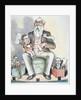 Ventriloquist Holding a Dummy by Corbis