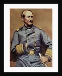 David Glasgow Farragut Posing in Regal Military Uniform by Corbis