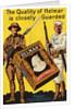 Servicemen Advertising Helmar Cigarettes by Corbis