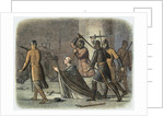 Soldiers Attacking Thomas Becket by Corbis