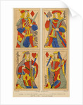 French Playing Cards by Corbis