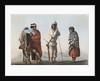 Portrait of Navajos Indians by Corbis