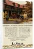 General Motors Advertisement for Luxury Car by Corbis
