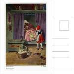 Rotkappchen by Otto Kubel