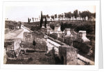 Pompeii's 'Street of Tombs' by Corbis
