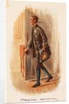 Illustration Depiction Ichabod Crane Character by Corbis