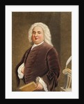 Novelist Samuel Richardson by Corbis