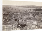 Overhead View of Constantinople by Corbis