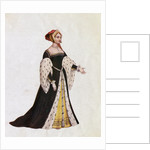 Anne Boleyn as Queen of England by Corbis