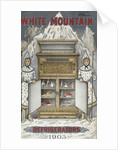 Advertisement for White Mountain Refrigerators by Corbis