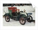1903 De Dion Bouton Car by Corbis