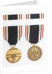 Prisoner-of-War Medal by Corbis